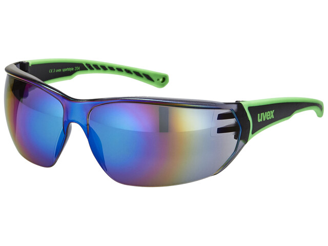 UVEX sportstyle 204 Glasses black green